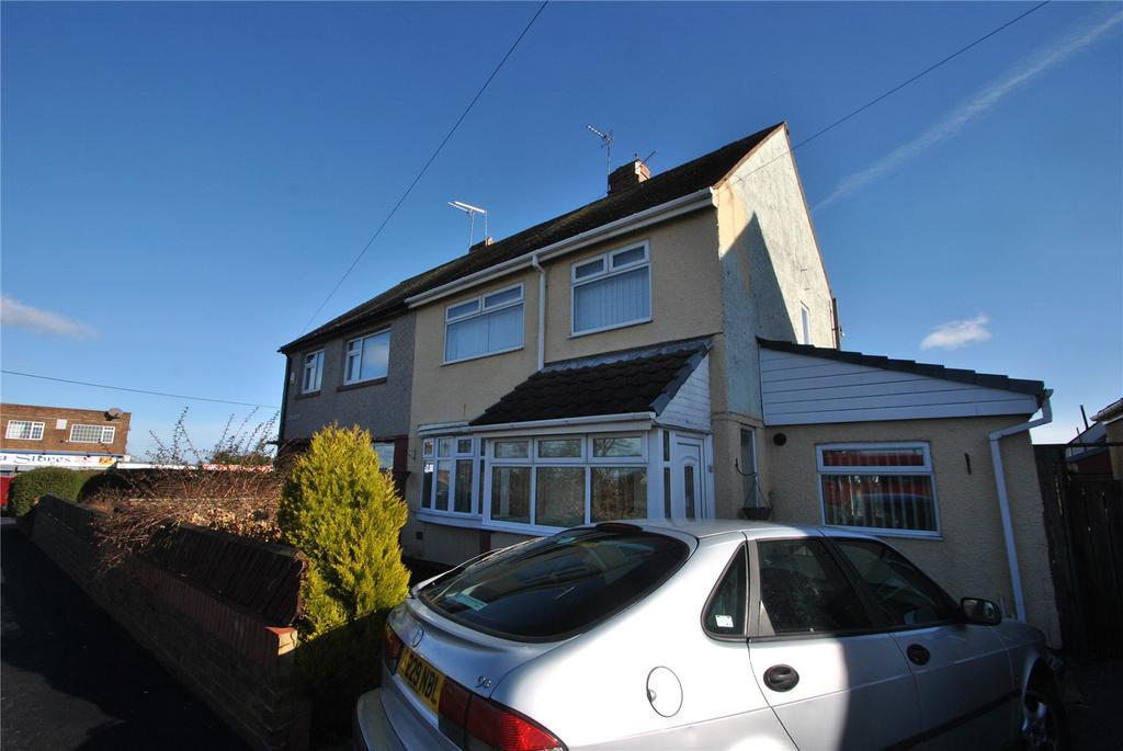 3 Bedrooms Semi Detached House for sale in Evesham Road, Seaham, Co.Durham, SR7