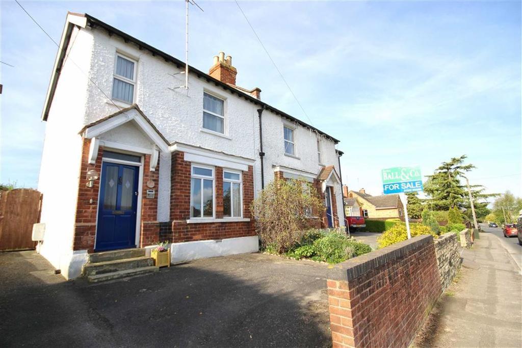 3 Bedrooms Semi Detached House for sale in Swindon Lane, Near Cheltenham Racecourse, Cheltenham, GL50