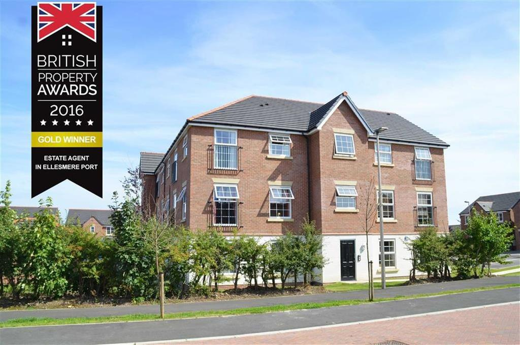 2 Bedrooms Apartment Flat for sale in Tryfan Way, Ellesmere Port