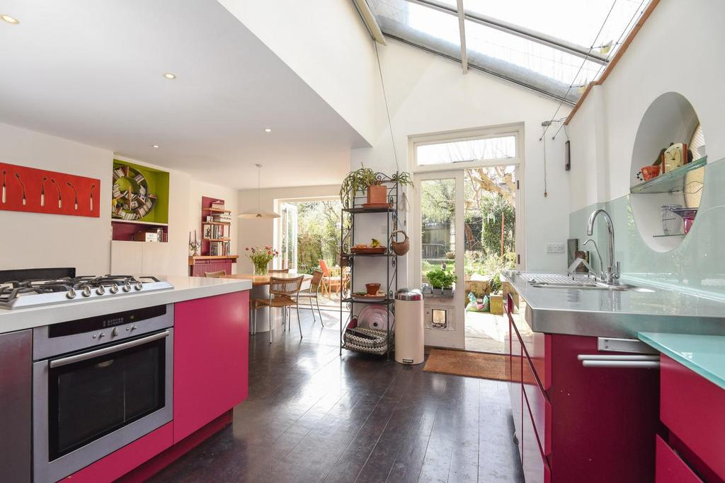 5 Bedrooms Terraced House for sale in Josephine Avenue, Brixton, SW2