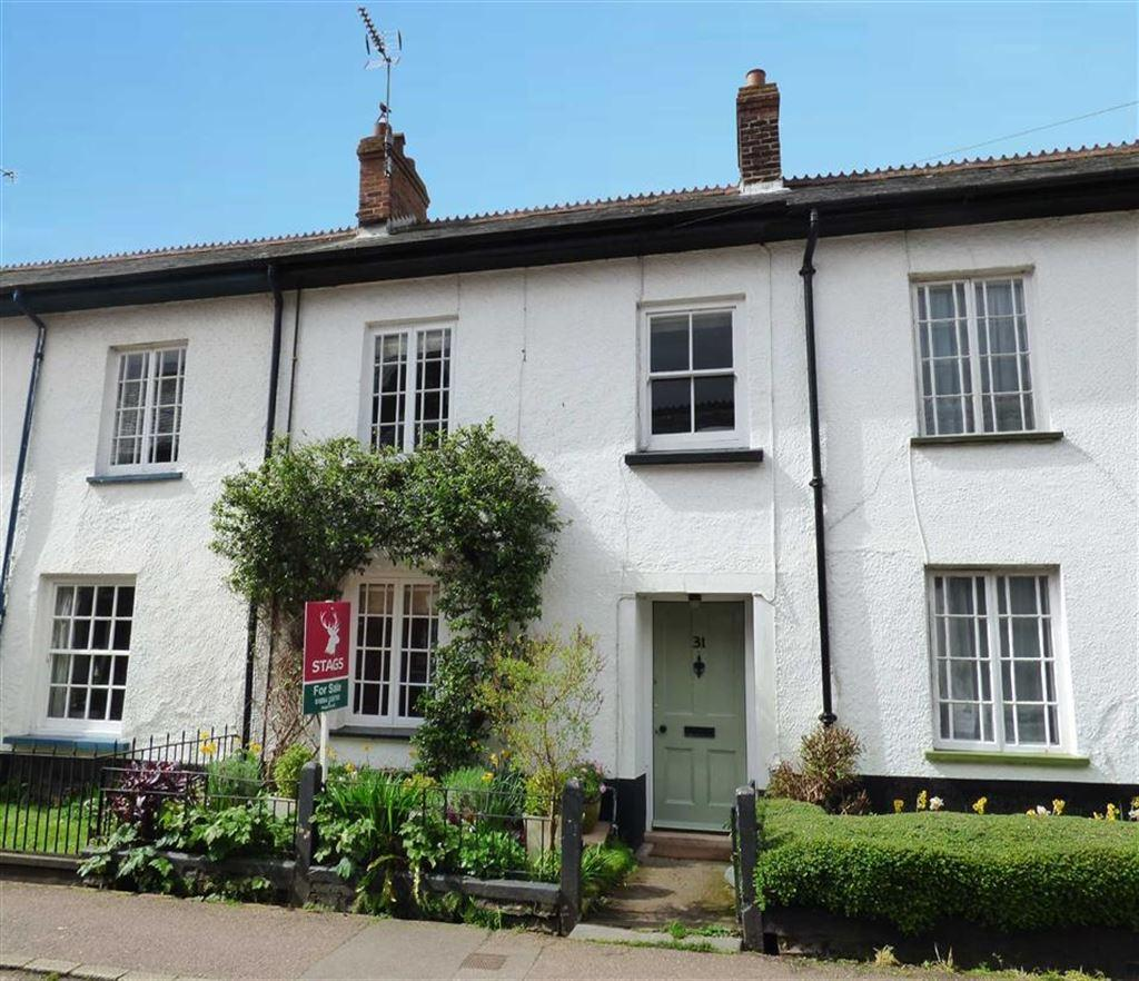 2 Bedrooms Semi Detached House for sale in Fore Street, Silverton, Exeter, EX5