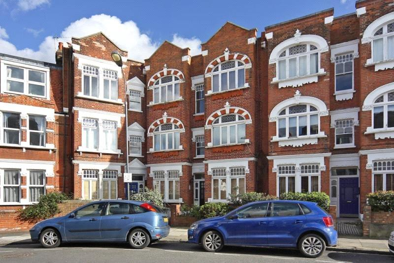 House for sale in Alexandra Mansions, Stanlake Road, Shepherds Bush, London, W12
