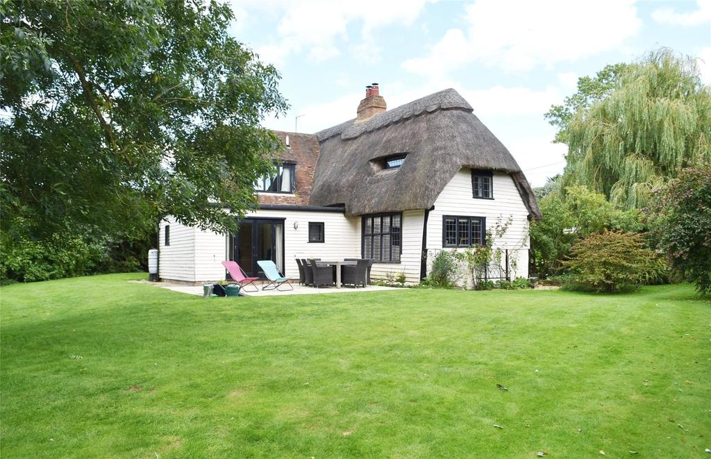 4 Bedrooms Detached House for sale in Singleborough, Buckinghamshire