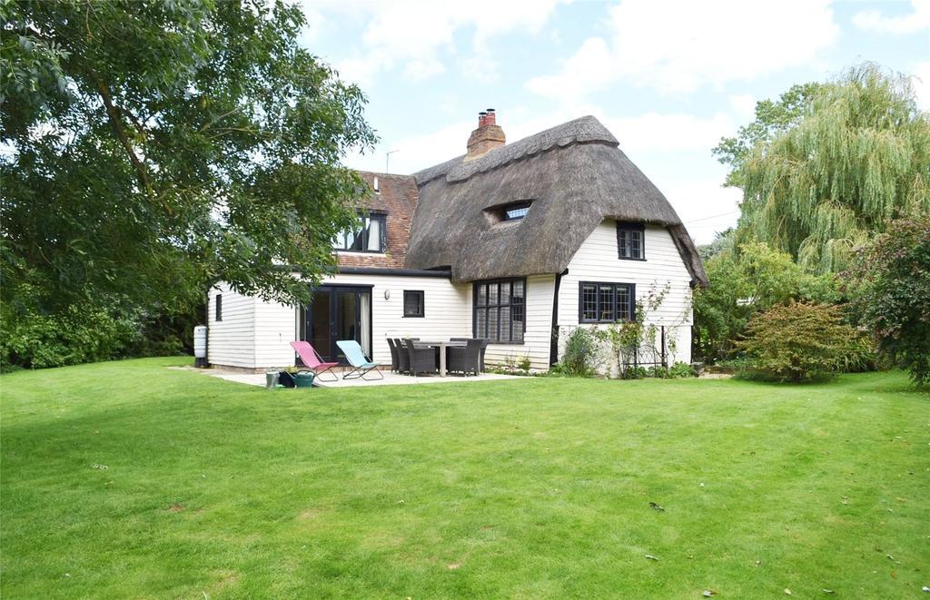 4 Bedrooms Detached House for sale in Singleborough, Buckinghamshire