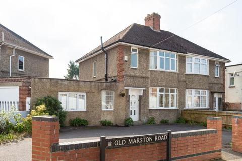 4 bedroom semi-detached house for sale - Old Marston Road, Marston, Oxford, Oxfordshire