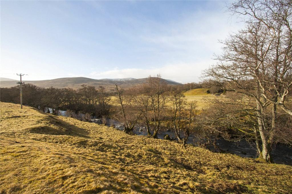 2 Bedrooms Semi Detached Bungalow for sale in 1 Tarfside Cottages, Glenesk, By Edzell, Angus, DD9