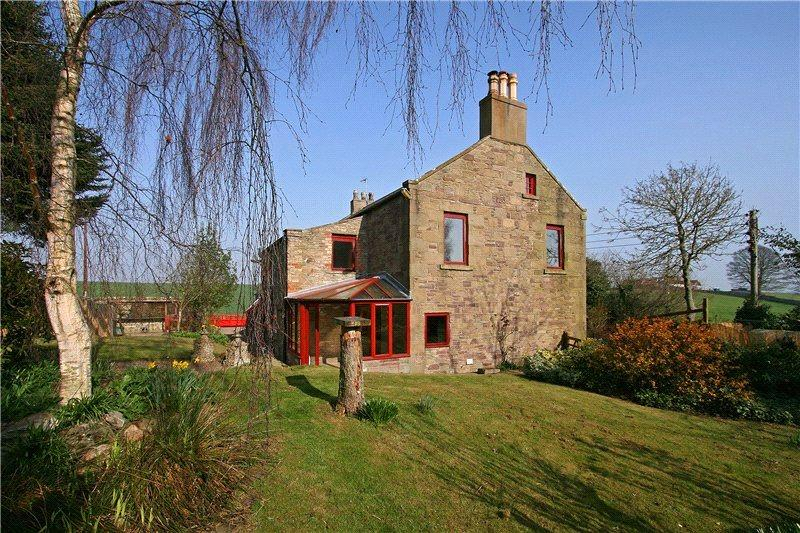 4 Bedrooms Detached House for sale in Spynie House, Leysmill, By Arbroath, Angus, DD11