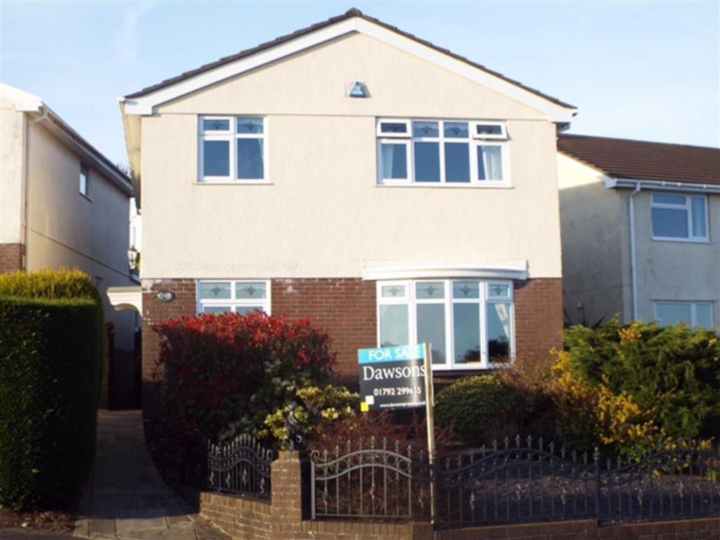 4 Bedrooms Detached House for sale in Pastoral Way, Swansea, SA2