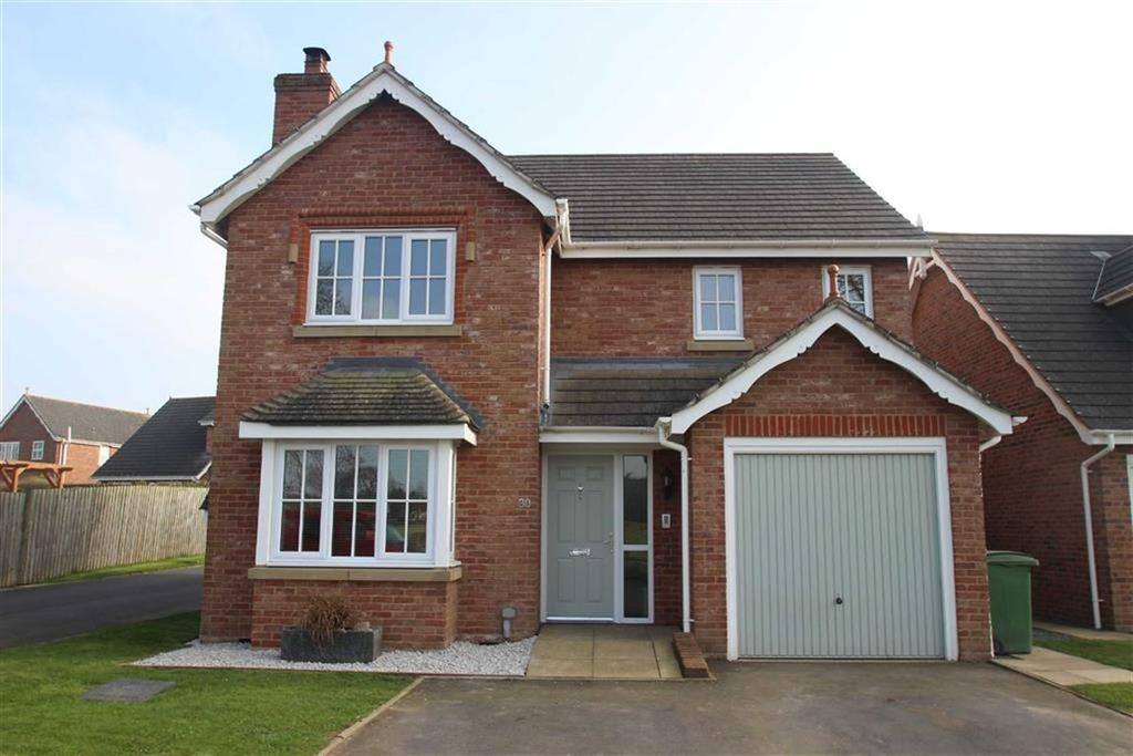 4 Bedrooms Detached House for sale in Chapel Road, Hadnall, Shrewsbury