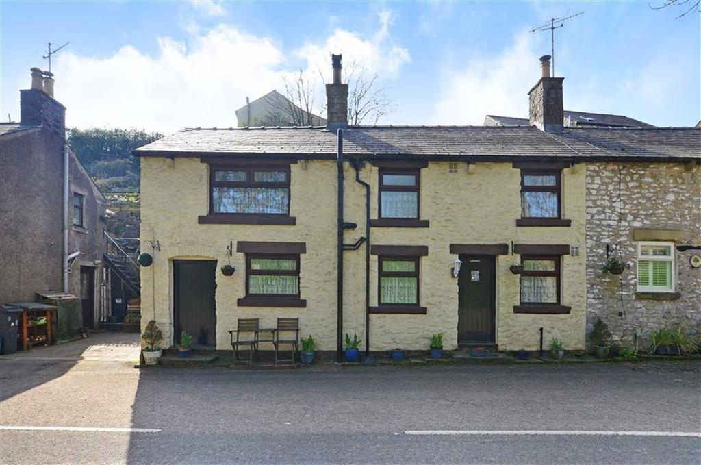 2 Bedrooms End Of Terrace House for sale in Lindene, Manchester Road, Tideswell, Buxton, Derbyshire, SK17