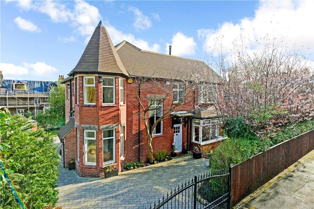 5 Bedrooms Detached House for sale in Cavendish Avenue, Harrogate, North Yorkshire, HG2