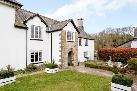 5 bedroom semi-detached house for sale - Loventor Manor, Berry Pomeroy, Totnes, TQ9