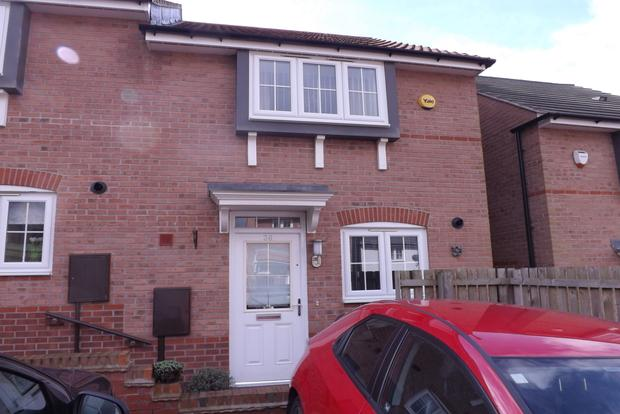 3 Bedrooms Semi Detached House for sale in Ladybank Rise, Arnold, Nottingham, NG5