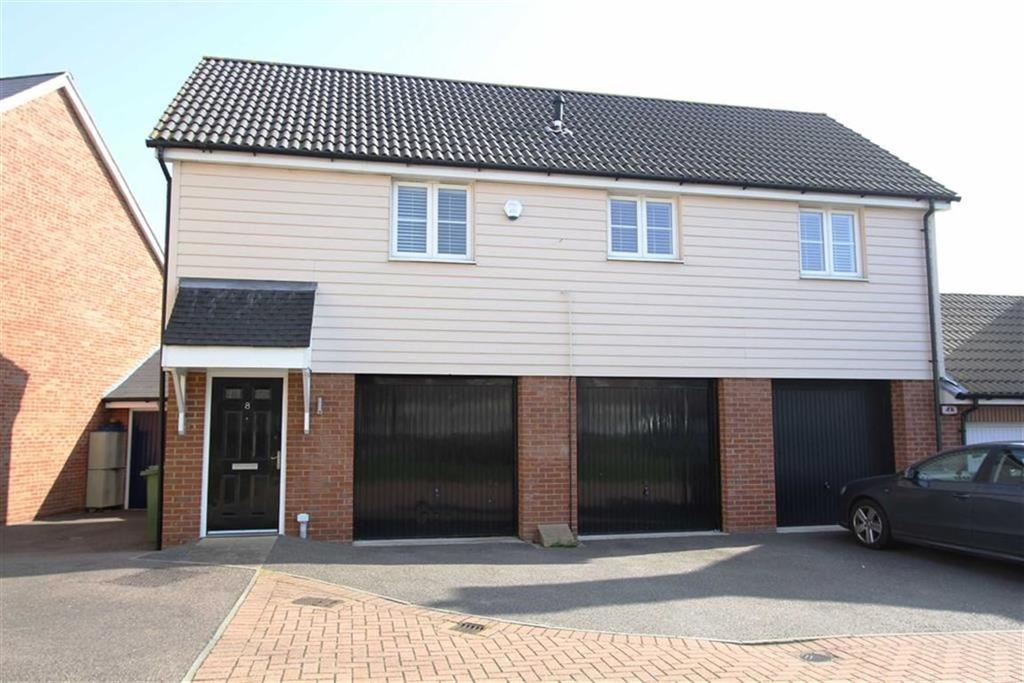 2 Bedrooms Semi Detached House for sale in School Avenue, Laindon