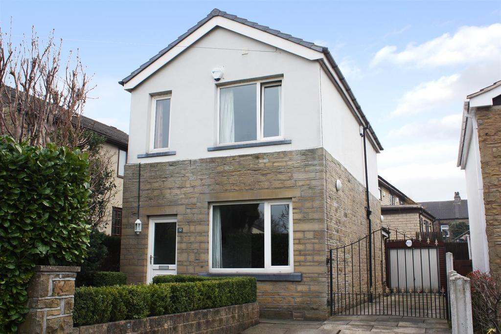 3 Bedrooms Detached House for sale in Carr Bottom Road, Greengates