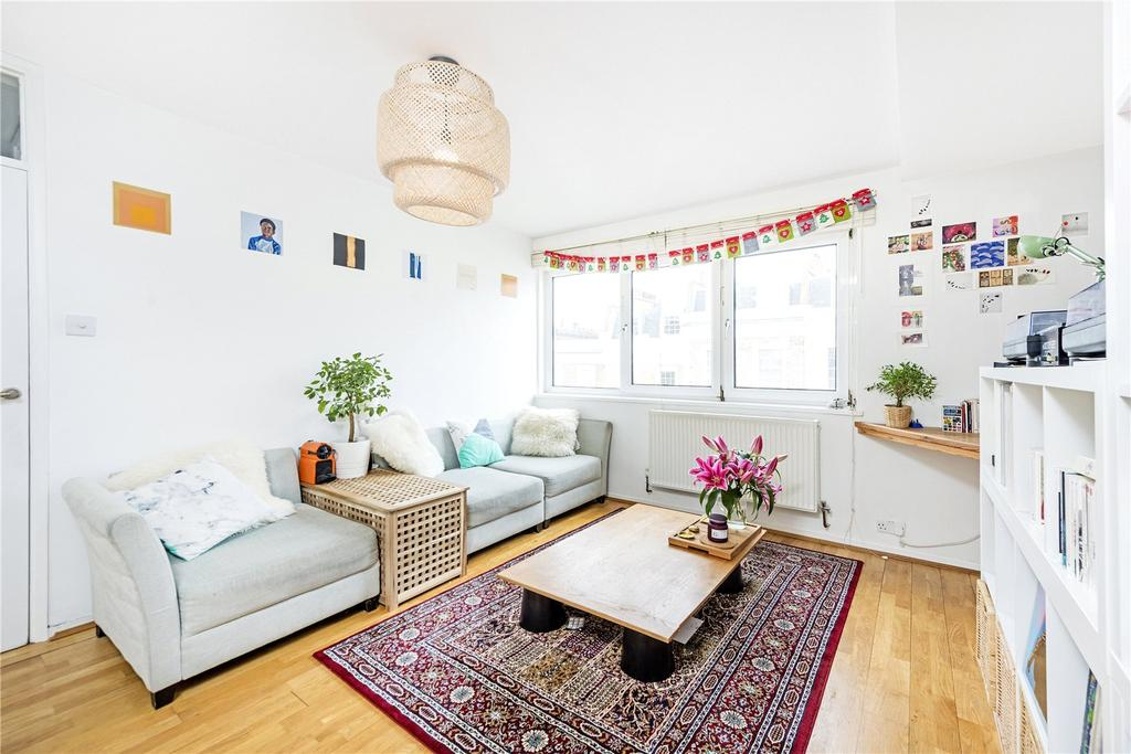 1 Bedroom Flat for sale in Cumberland Court, Cumberland Street, SW1V