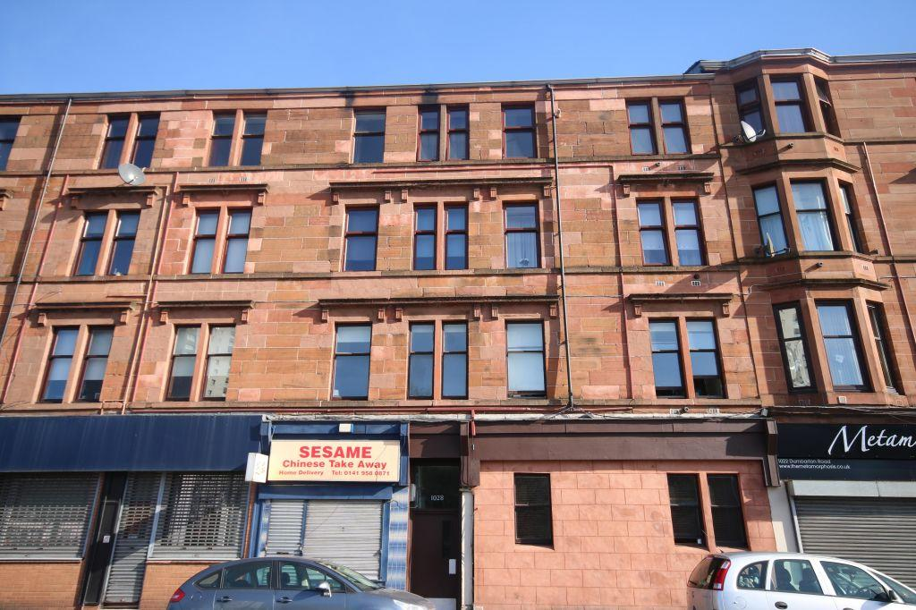 2 Bedrooms Flat for sale in 3/3, 1028, Dumbarton Road, whiteinch, Glasgow, G14 9UL