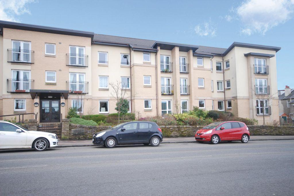 1 Bedroom Retirement Property for sale in Flat 14, Riverton Court, 180 Riverford Road, Newlands, Glasgow, G43 2DE