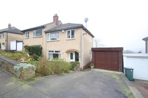3 bedroom semi-detached house for sale - NAB WOOD DRIVE, SHIPLEY, BD18 4EW