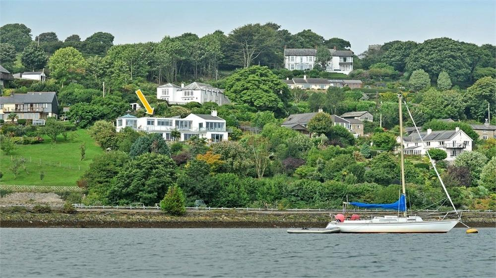 4 Bedrooms Detached House for sale in Riverside, Golant, Fowey, Cornwall