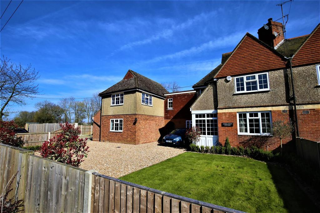 4 Bedrooms Semi Detached House for sale in Back Lane, Boughton Monchelsea, Maidstone