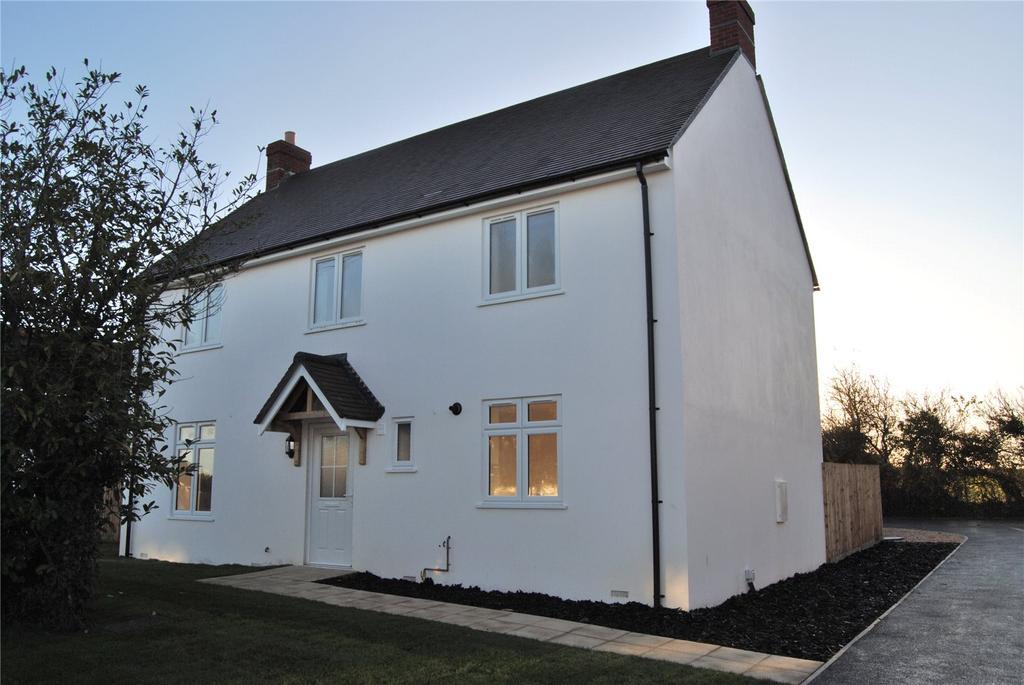 4 Bedrooms Detached House for sale in Old Orchard, Pulham, Dorchester, Dorset, DT2