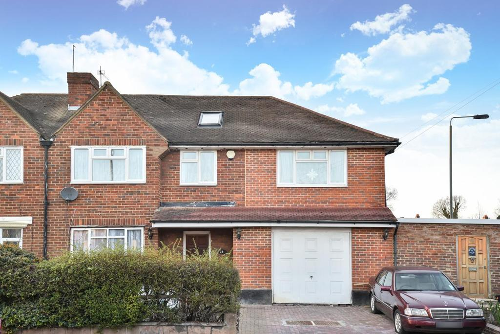 6 Bedrooms Semi Detached House for sale in Beck Lane, Beckenham, BR3