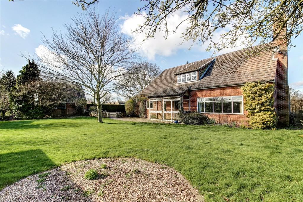 4 Bedrooms Detached House for sale in Droitwich, Worcestershire
