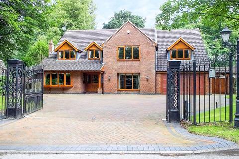 5 bedroom detached house for sale - Claverdon Drive,Little Aston Park,Sutton Coldfield