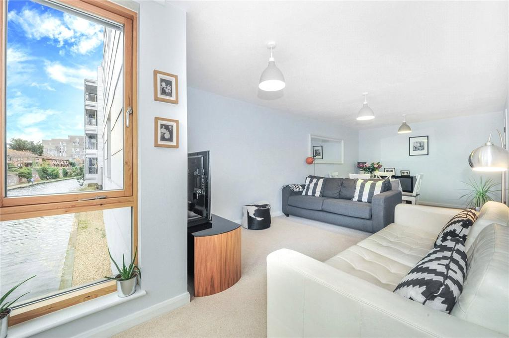 2 Bedrooms Flat for sale in Somerston House, 24 St Pancras Way, Camden, London