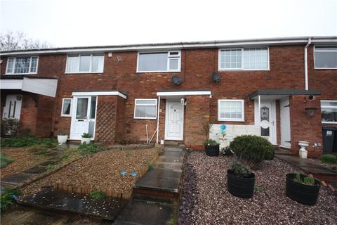 2 bedroom terraced house for sale - Charnwood Close, Rubery, Rednal, Birmingham, B45