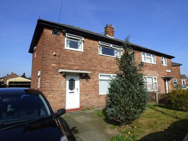 3 Bedrooms House for sale in Crawley Avenue, Warrington