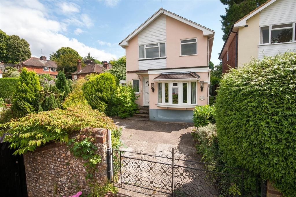 3 Bedrooms Detached House for sale in Institute Road, Westcott, Dorking, Surrey, RH4