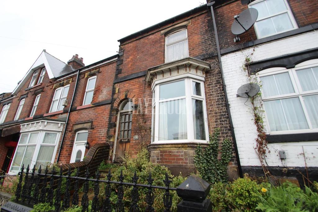3 Bedrooms Terraced House for sale in Pitsmoor Road, Pitsmoor