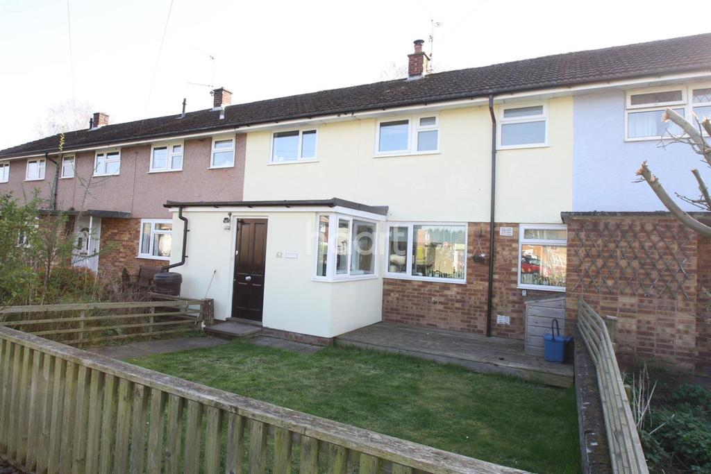 3 Bedrooms Terraced House for sale in Goldwire Lane, Monmouth, Monmouthshire