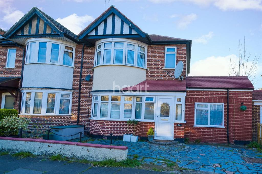 3 Bedrooms End Of Terrace House for sale in Bridgwater Road, Ruislip