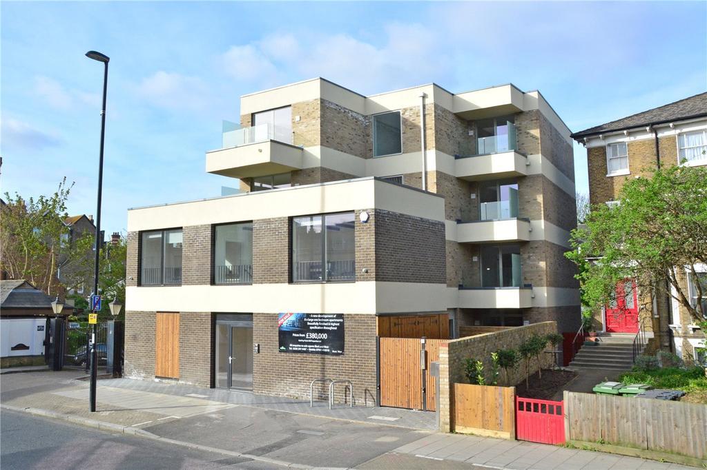 1 Bedroom Flat for sale in River Quaggy Apartments, 116 Lee Road, Blackheath, London, SE3