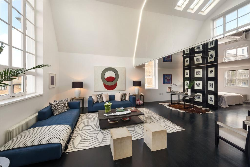 2 Bedrooms Flat for sale in Blenheim Crescent, Notting Hill, London