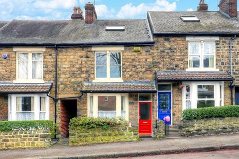 3 bedroom terraced house for sale - 11 Ladysmith Avenue,, Nether Edge, Sheffield S7 1SF