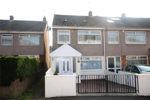 3 bedroom end of terrace house for sale - Dundridge Lane, St George, Bristol, BS5
