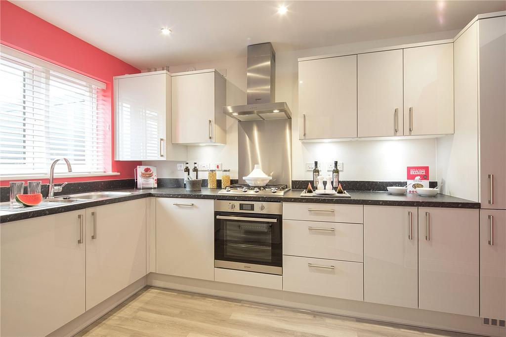 2 Bedrooms Flat for sale in Brand New CALA Home, Shopwyke Lakes, Chichester, West Sussex, PO20