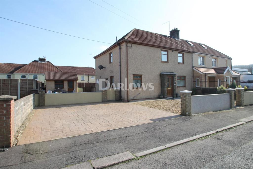 3 Bedrooms Semi Detached House for sale in Ash Square, Rhydyfelin