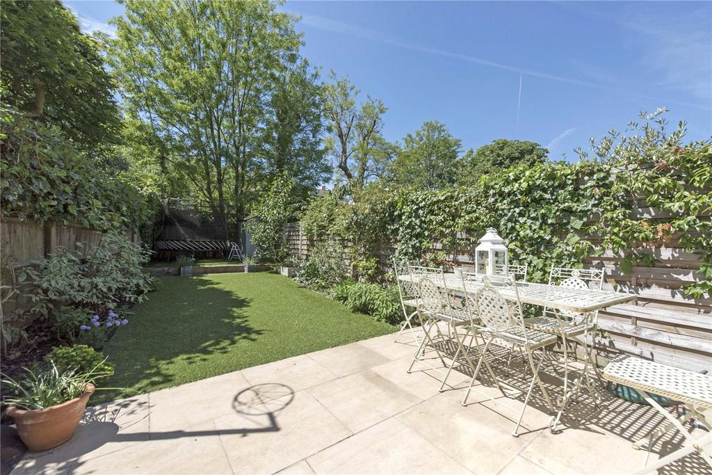 5 Bedrooms Terraced House for sale in Melody Road, London, SW18