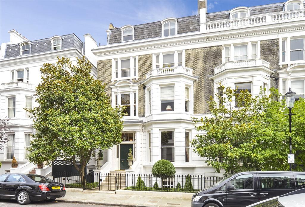6 Bedrooms Semi Detached House for sale in Upper Phillimore Gardens, London