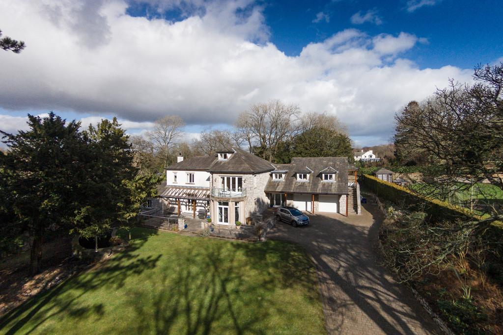 5 Bedrooms House for sale in Sycamore House, New Barns Road, Arnside, Carnforth, Lancashire LA5 0BD