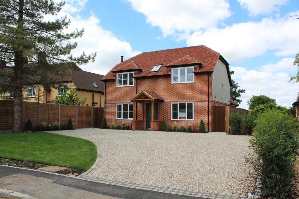 4 Bedrooms Detached House for sale in The Causeway, Brent Pelham, Buntingford