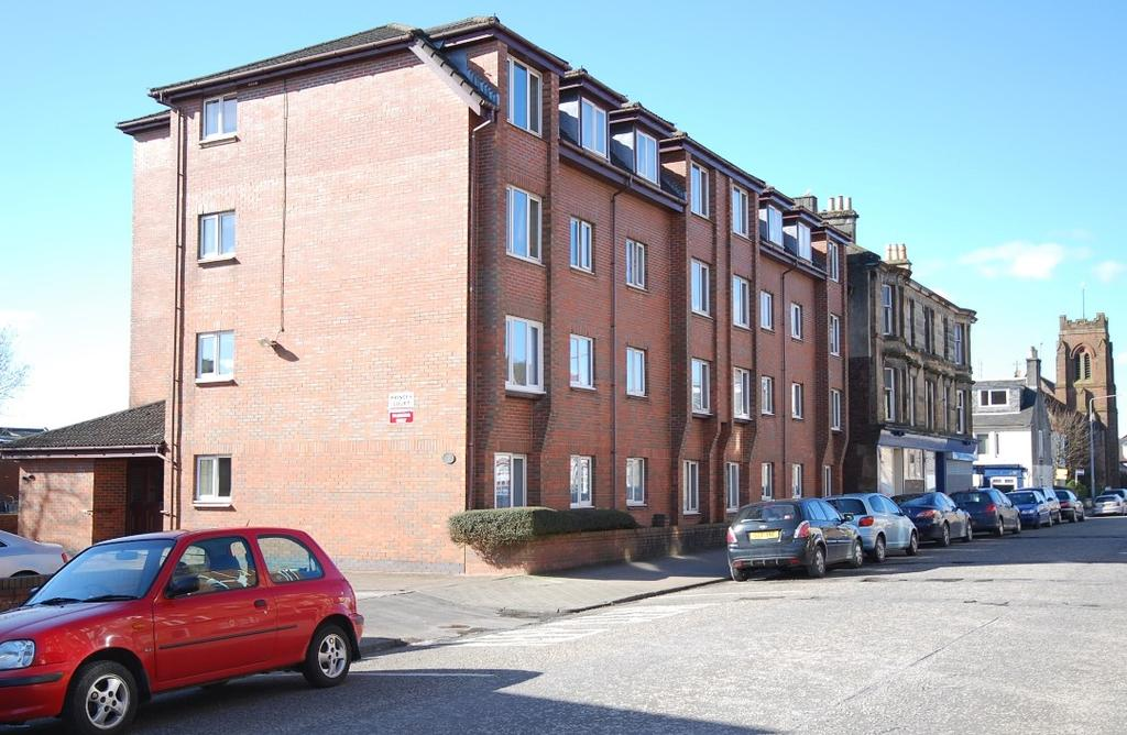1 Bedroom Flat for sale in Princes Court, Helensburgh, Argyll Bute, G84 8BN