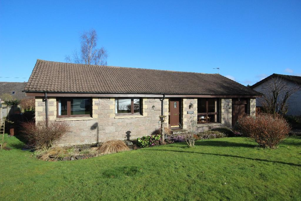 4 Bedrooms Detached Bungalow for sale in The Grove, Auchterarder, Perthshire , PH3 1PT