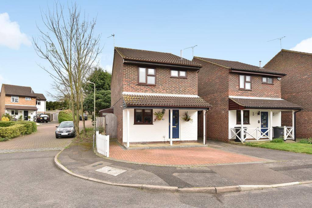 3 Bedrooms Link Detached House for sale in Baywell, Leybourne