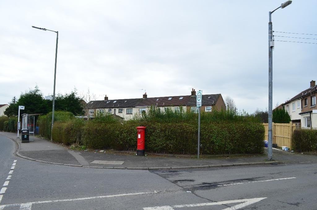 Plot Commercial for sale in Riddon Avenue, Knightswood, Glasgow, G13 4NQ